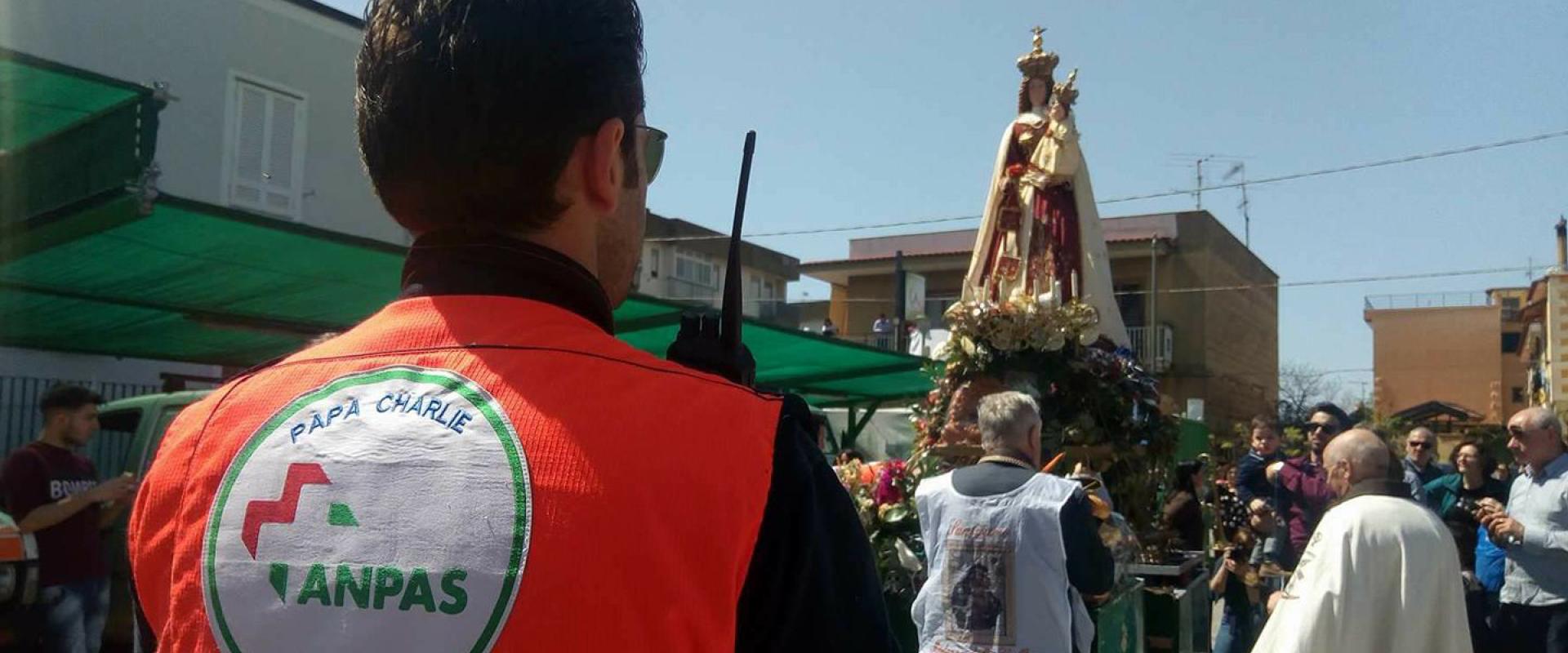 Processione Madonna delle Galline pagani