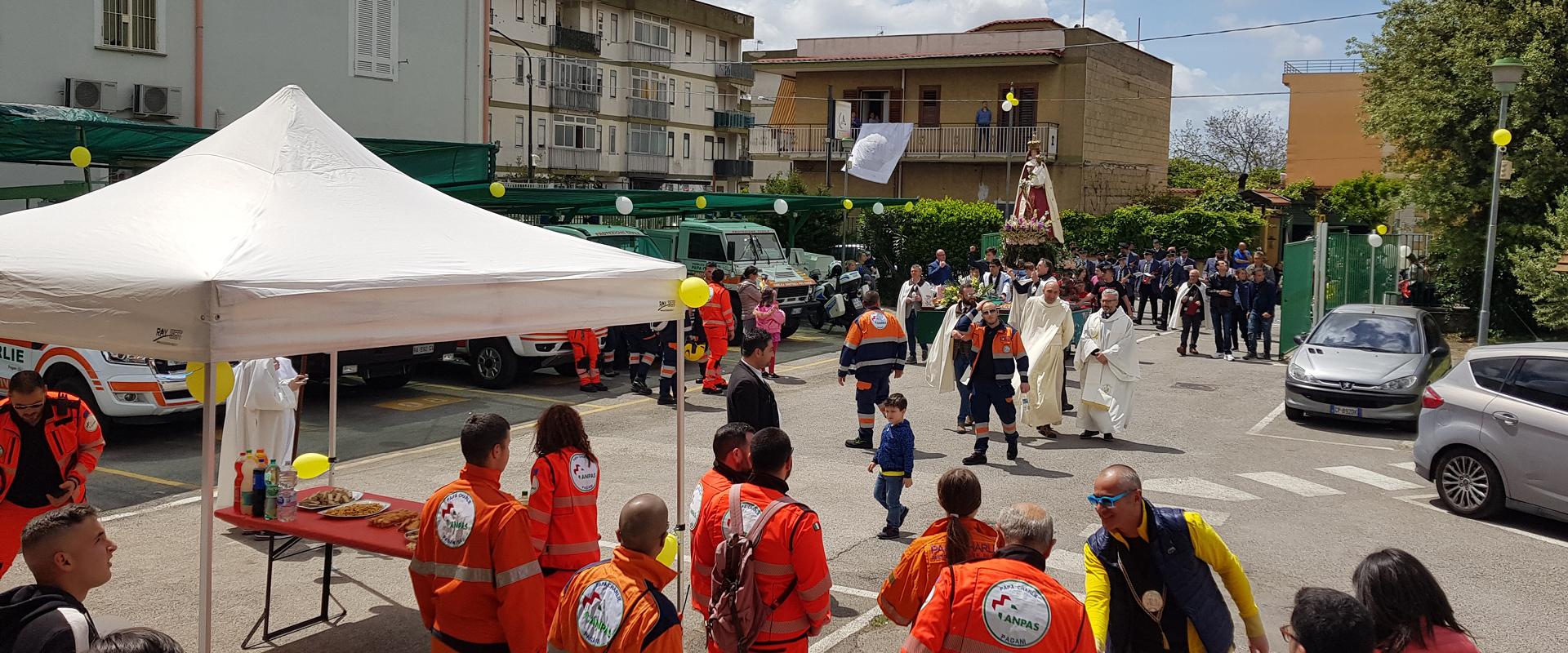 Processione Madonna delle Galline